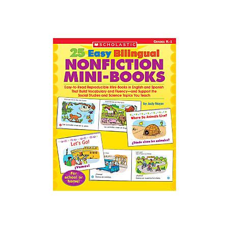 Scholastic Bilingual Nonfiction Mini-Books