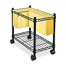 Fellowes High Capacity Rolling File Cart