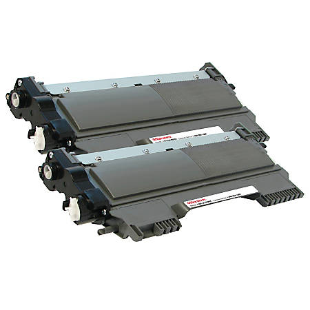 Office Depot® Brand ODTN450DP (TN450) Remanufactured High-Yield Black Toner Cartridge Twin Pack