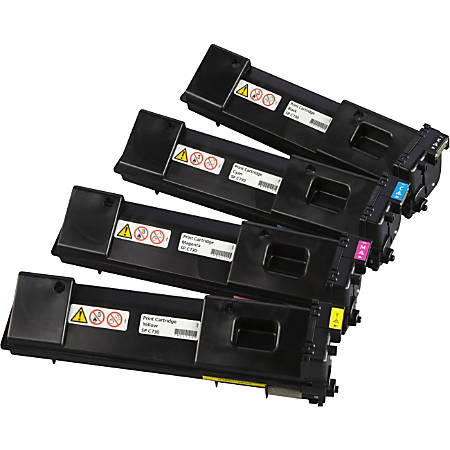 Ricoh - Yellow - original - toner cartridge - for Ricoh SP C730DN