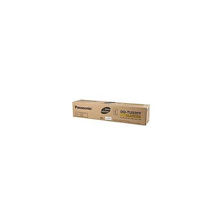 Panasonic Yellow Toner Cartridge - Laser - 20000 Page - Yellow