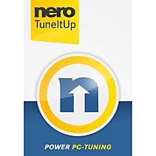 Nero TuneItUp Pro Download Version