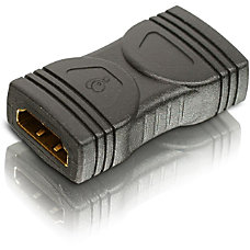 IOGEAR GHDCPLRW6 AudioVideo Adapter Gold Connector