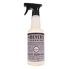 Mrs Meyers Multipurpose Cleaner Lavender Scent