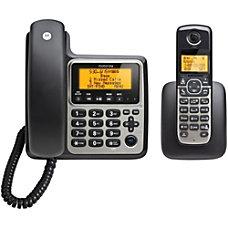 Motorola DECT 60 CordedCordless Phone With