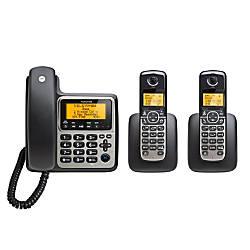 Motorola M803C 3 Handsets DECT 60