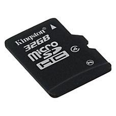 Kingston SDC432GBSP 32 GB microSDHC