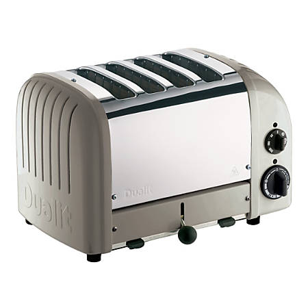 Dualit® New Gen 4-Slice Extra-Wide-Slot Toaster, Shadow