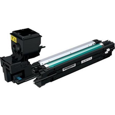 Konica Minolta A0WG07F Toner Cartridge - Yellow - Laser - 5000 Pages