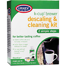 Urnex Urnex K Cup Brewer Cleaning