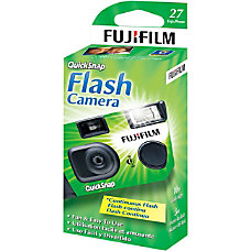 Fujifilm One Time Use 35mm Camera