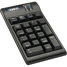 Kinesis Freestyle2 Keypad For PC Black