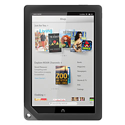 """NOOK® HD+ Tablet, 9"""" Screen, 16GB Storage, Android 4.0 Ice Cream Sandwich"""