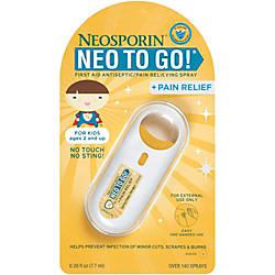Neosporin Neo To Go Spray
