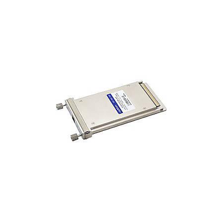 AddOn Fujitsu FC95742LR4 Compatible TAA Compliant 100GBase-LR4 CFP Transceiver (SMF, 1310nm, 10km, LC, DOM)