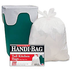 Webster Handi Bag Flap Tie Tall