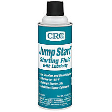 CRC Jump Start Starting Fluid With