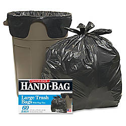 Webster Handi Bag Wastebasket Bags Medium