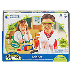 Learning Resources Primary Science Set Grades
