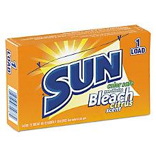 SUN Color Safe Powder Bleach Vending