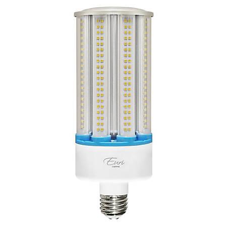 Euri E39 Series LED Corn Bulb, Non-Dimmable, 8100 Lumens, 54 Watt, 5000K/Daylight