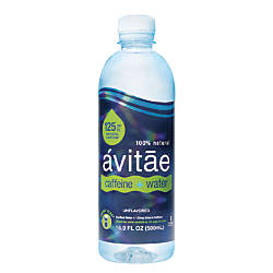 avitae Caffeinated Water 125mg Caffeine 169
