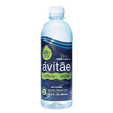 avitae Caffeinated Water 125mg Caffeine 169