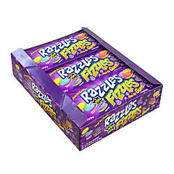 Razzles Fizzlers Assorted Flavors Box Of