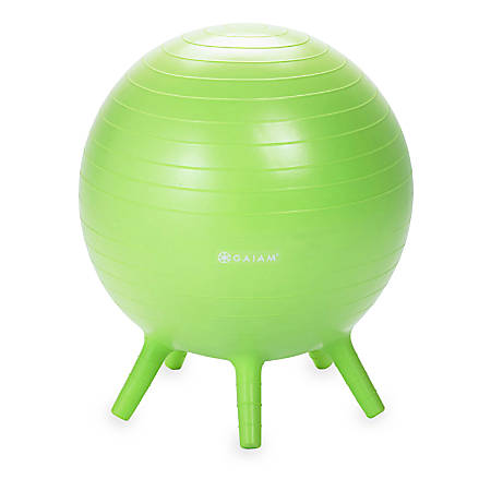Fine Gaiam Kids Stay N Play Inflatable Ball Chair Lime Item 6246159 Caraccident5 Cool Chair Designs And Ideas Caraccident5Info