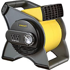 Lasko STANLEY 655704 High Velocity Blower