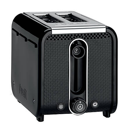 Dualit® Studio 2-Slice Toaster, Black