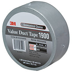 3M 1900 Duct Tape 3 Core