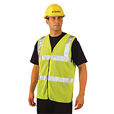 Class 2 Mesh Vests with 3M