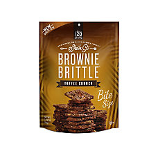Brownie Brittle Toffee Crunch 275 Oz