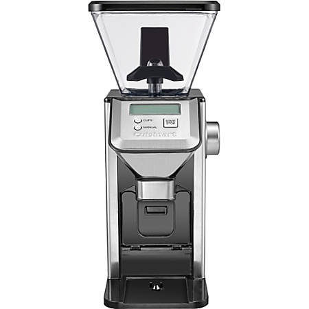 Cuisinart Deluxe Grind Conical Burr Mill - 1.06 quart - Black Stainless