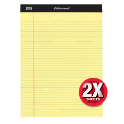 Office Depot Brand Professional Legal Pad