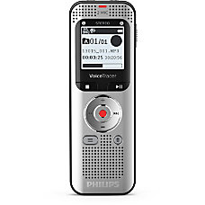 Philips Voice Tracer Audio Recorder 8