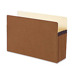 Smead Redrope File Pockets Legal Size