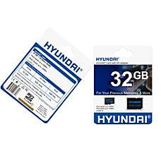 Hyundai 32 GB Class 10UHS I