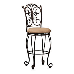 linon home decor phone number linon home d cor products gathered back counter stool 30 h 12993