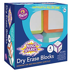 Mind Sparks Dry Erase Blocks ThemeSubject