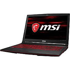 MSI GL63 8SE 054 156 Gaming