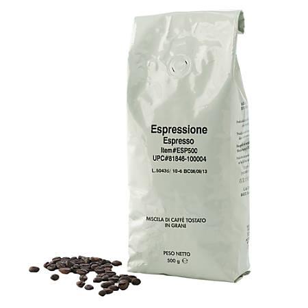 Espressione Whole Bean Coffee, Classic Espresso Blend, 1.1 Lb