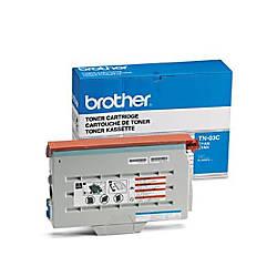 Brother TN03BKCMY Toner Cartridges Cartridges Cyan