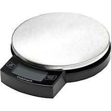 Cuisinart ProVantage Digital Kitchen Scale 11