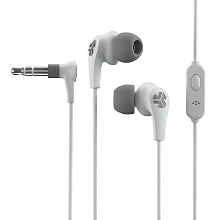 J LAB J Buds Select Wired Earbuds, ESELECTRWHTGRY123