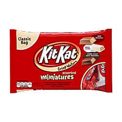 Kit Kat Assorted Miniatures 11 Oz