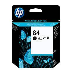 HP 84 Black Printhead C5019A