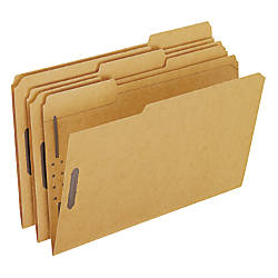 Pendaflex Center Tab Fastener Folders 8