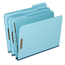Pendaflex Heavy Duty Pressboard Folders With